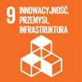 cel 9: Innowacyjność, przemysł, infrastruktura