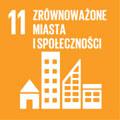 cel 11: Zrównoważone miasta i społeczności